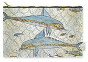Ancient Greek Dolphins Carry-all Pouch