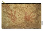 Ancient Hands Carry-all Pouch