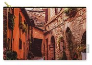 Ancient Italian Village Carry-all Pouch