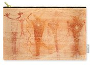 Ancient Rock Art 2 Carry-all Pouch
