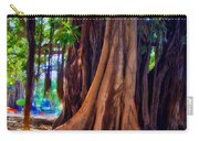 Ancient Roots Of Sicily Carry-all Pouch