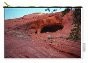 Ancient Ruins Mystery Valley Colorado Plateau Arizona 01 Text Carry-all Pouch
