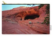 Ancient Ruins Mystery Valley Colorado Plateau Arizona 01 Carry-all Pouch