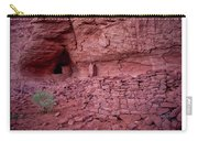 Ancient Ruins Mystery Valley Colorado Plateau Arizona 02 Text Carry-all Pouch