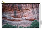 Ancient Ruins Mystery Valley Colorado Plateau Arizona 03 Text Carry-all Pouch