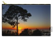 Anclote Gulf Sunset Carry-all Pouch
