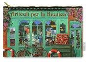 Ancora Una Bicicletta Rossa Carry-all Pouch