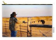 And God Made A Rancher Carry-all Pouch