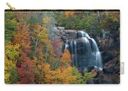 And The Leaves Will Fall Carry-all Pouch