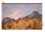 Andalucian Landscape Near Zahara De La Sierra Spain Carry-all Pouch