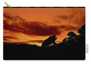 Andalusian Autumn Sky  Carry-all Pouch