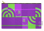 Andee Design Abstract 4 Of The 2016 Collection Carry-all Pouch by Andee Design