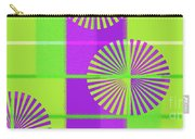 Andee Design Abstract 5 Of The 2016 Collection  Carry-all Pouch by Andee Design