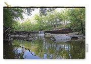Anderson Falls, Indiana Carry-all Pouch