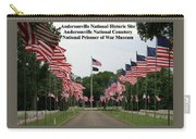 Andersonville National Park Carry-all Pouch