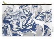 Andrei Vasilevskiy Tampa Bay Lightning Pixel Art 2 Carry-all Pouch