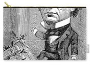 Andrew Johnson Cartoon Carry-all Pouch