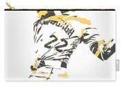 Andrew Mccutchen Pittsburgh Pirates Pixel Art 1 Carry-all Pouch