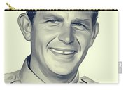 Andy Griffith, Vintage Actor Carry-all Pouch