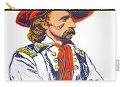 Andy Warhol, General Custer, Cowboys And Indians Series Carry-all Pouch