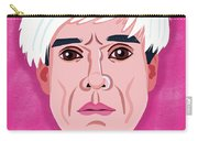 Andy Warhol Carry-all Pouch