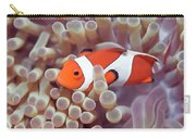 Anemone And Clown-fish Carry-all Pouch