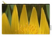 Anemone Flames Carry-all Pouch
