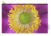 Anemone Hupehensis 'hadspen Carry-all Pouch