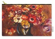 Anemones 1898 Carry-all Pouch