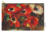Anemones 1905 Carry-all Pouch