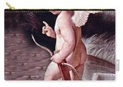 Angel - The Angel Of Love Carry-all Pouch