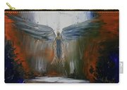 Angel Abstract  Carry-all Pouch