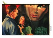 Angel Face 1952 Film Noir Carry-all Pouch