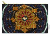Angel Flower In The Sky Carry-all Pouch