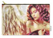 Angel Fragmented Carry-all Pouch