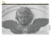 Angel In Grey Carry-all Pouch
