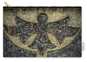 Angel In Stone Carry-all Pouch