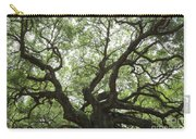 Angel Oak Branches Carry-all Pouch