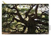 Angel Oak In November Carry-all Pouch