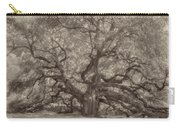 Angel Oak Tree Carry-all Pouch