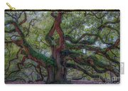 Angel Oak Tree Deeply Rooted History Carry-all Pouch