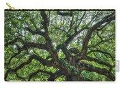 Angel Oak Tree Carry-all Pouch