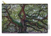 Angel Oak Tree Salt Of The Earth Carry-all Pouch