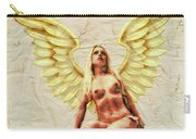 Angel Of Love By Mb Carry-all Pouch