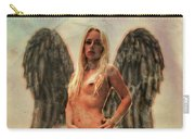Angel Of Lust By Mb Carry-all Pouch