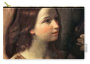 Angel Of The Annunciation Carry-all Pouch