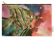 Angel Of The Sea Carry-all Pouch