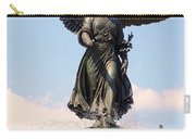 Angel Of The Waters Pigeons Carry-all Pouch