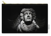 Angel On The Wall Carry-all Pouch