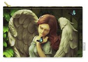 Angel Oriphiel Carry-all Pouch